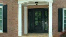 Masterful Front Door Portico Kits