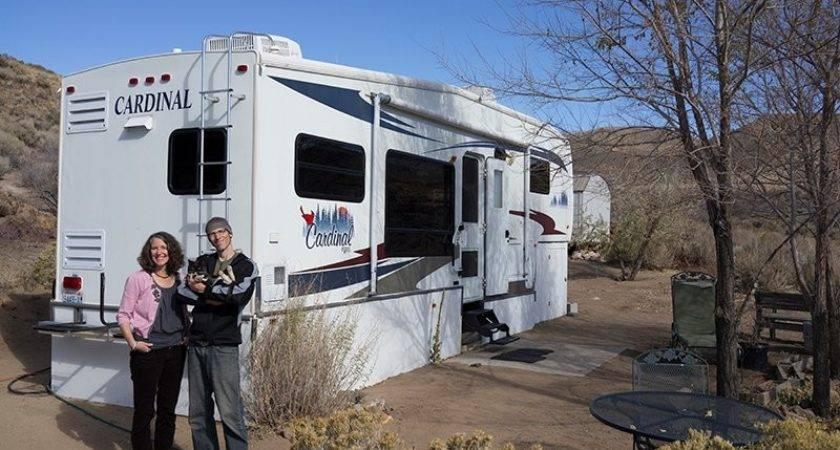 Matt Kathleen Wheel Tiny House Blog
