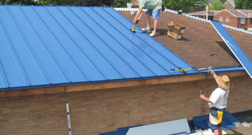 Mcelroy Metal Offers Standing Seam System Cover Asphalt