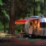 Mciver State Park Oregon Not Small Trailer