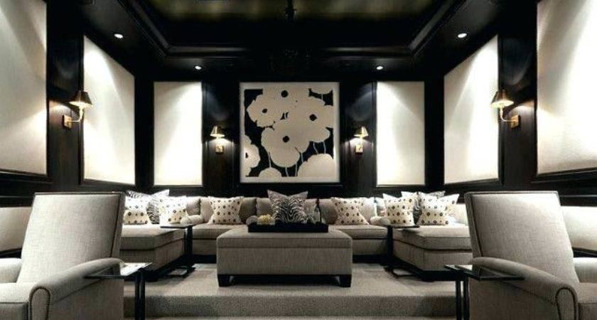 Media Room Decor Ideas Home Designs