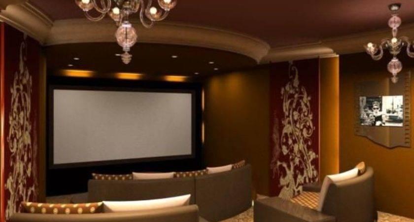 Media Room Design Ideas Furniture Decor Home