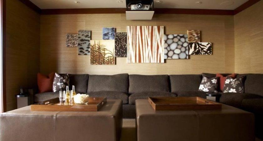 Media Room Furniture Ideas Home Decor