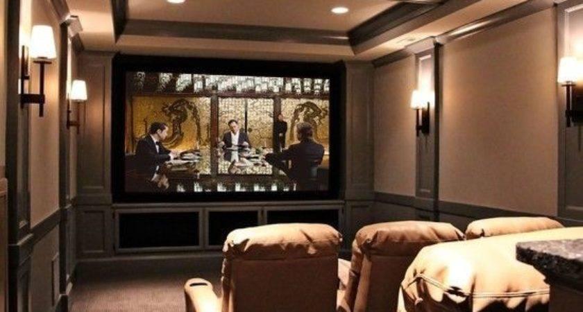 Media Room Furniture Ideas Home Design Concept