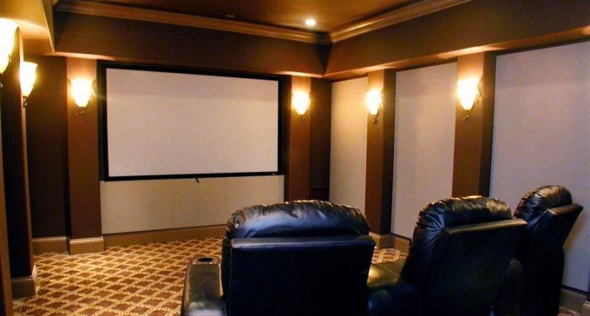 Media Rooms House Natural Interior Design