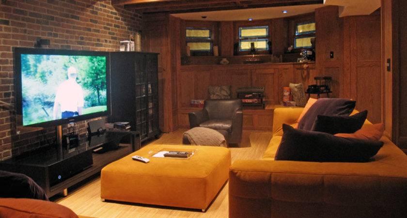 Media Rooms House Rumah Minimalis