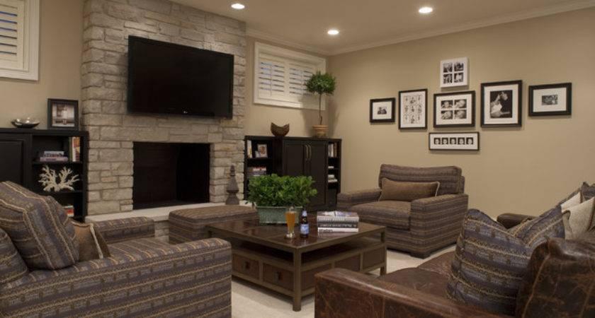 Media Rooms Paint Colors Home Interior Design