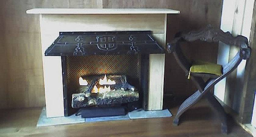 Medieval Mobile Home Fireplace Flickr Sharing