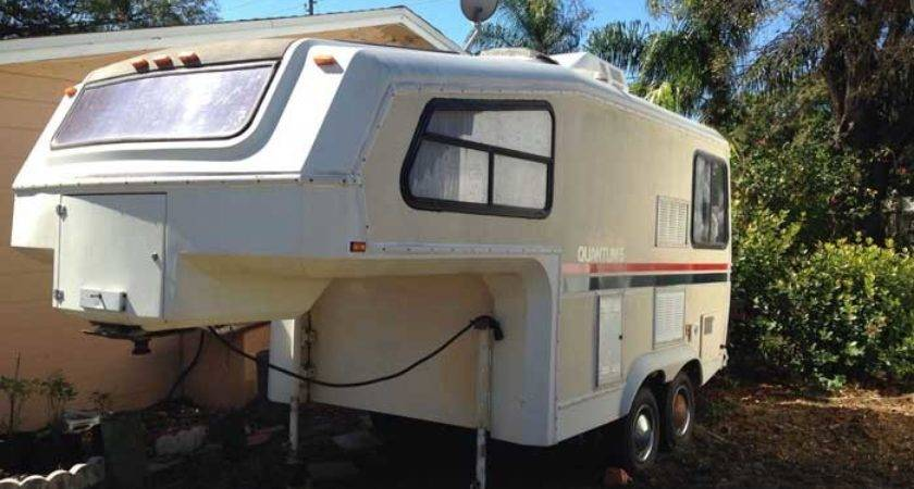 Meet Year Old Small Fifth Wheel Camper Goes