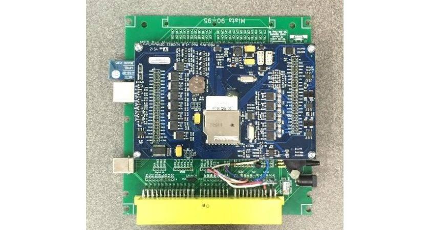 Megasquirt Pro Module Board Miata