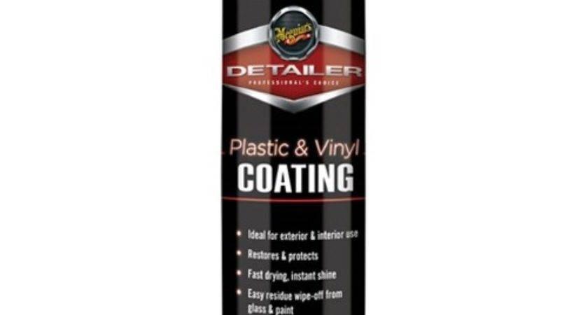 Meguiar Vinyl Plastic Coating