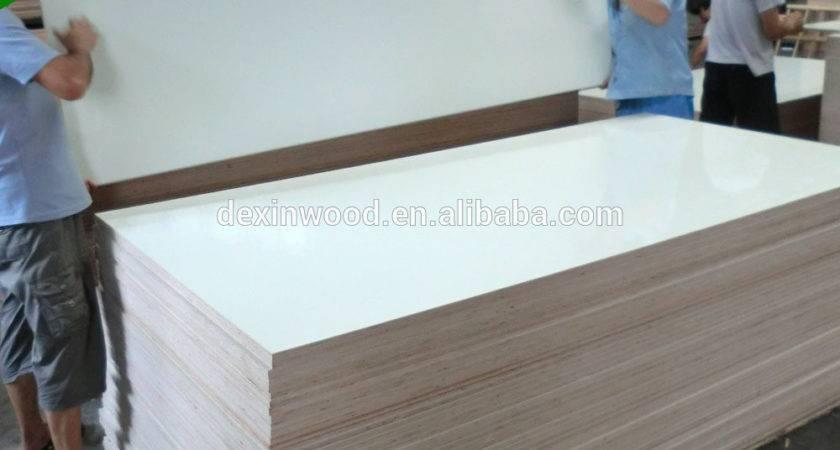 Melamine Vinyl Coated Plywood