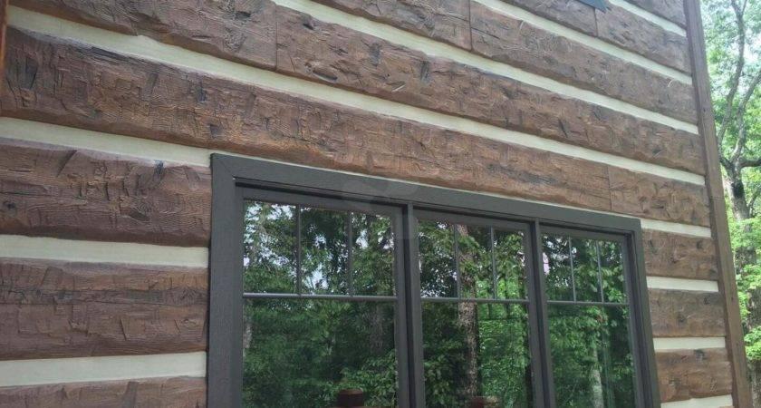 Menlo Georgia Log Home Everlog Systems