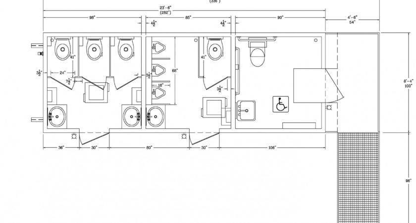 Mesmerizing Bathroom Stall Ada Design