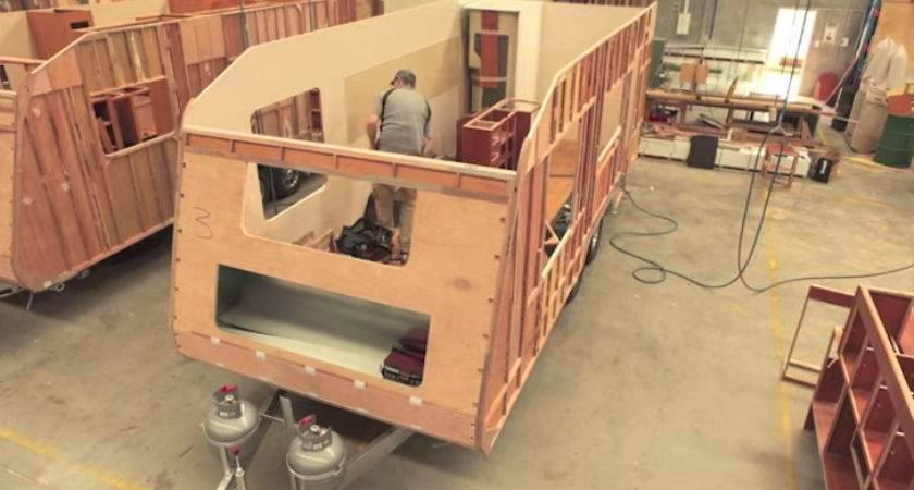Mesmerizing Time Lapse Build Concept Caravans Camper