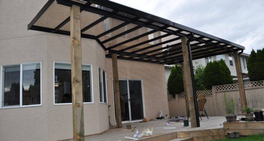 Metal Porch Roof Ideas