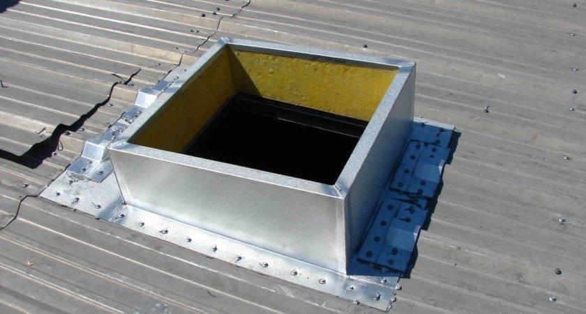 Metal Roof Curbs Koukuujinja