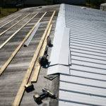 Metal Roof Install Mobile Home