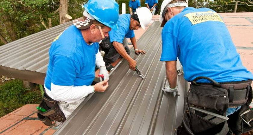 Metal Roof Installation Insulated Roofing Contractorsirc