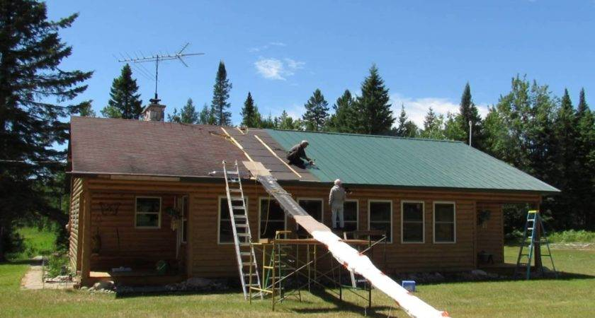 Metal Roof Installation Over Existing Shingles Youtube