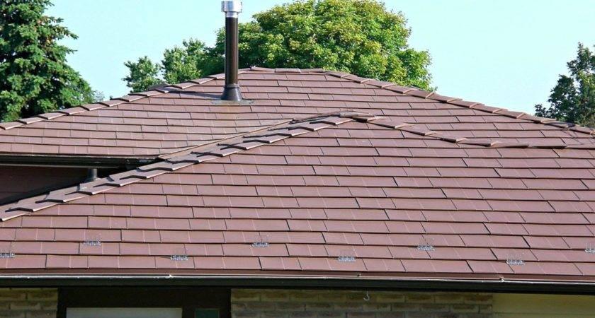 Metal Roof Looks Like Wood Shingles