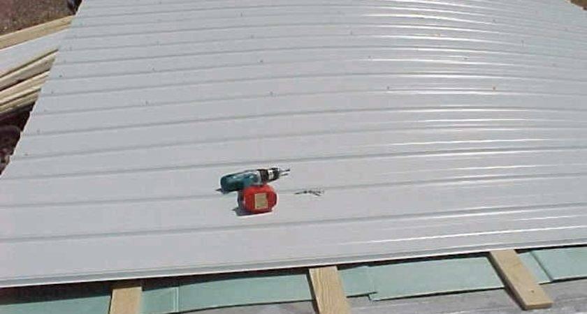 Metal Roof Mobile Home Raybanglasssold
