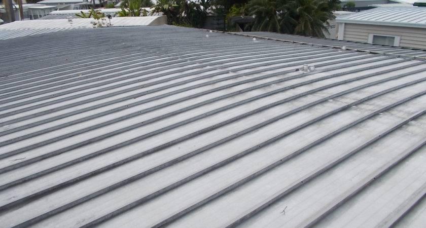 Metal Roof Over Mobile Home Koukuujinja