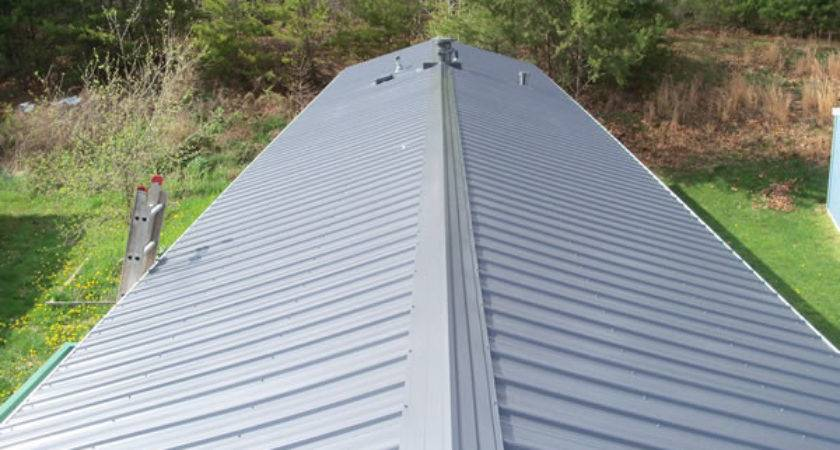 Metal Roof Overs Mobile Homes Bestofhouse
