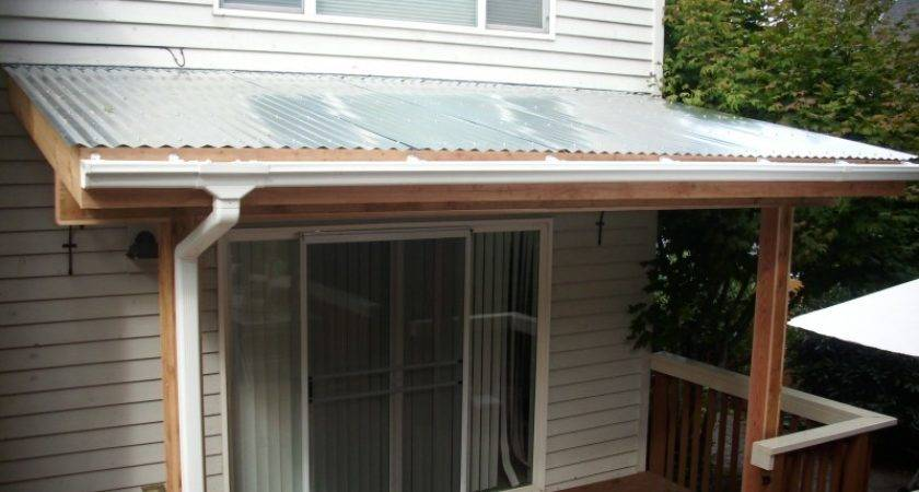 Metal Roof Porch Covers Ideas Karenefoley