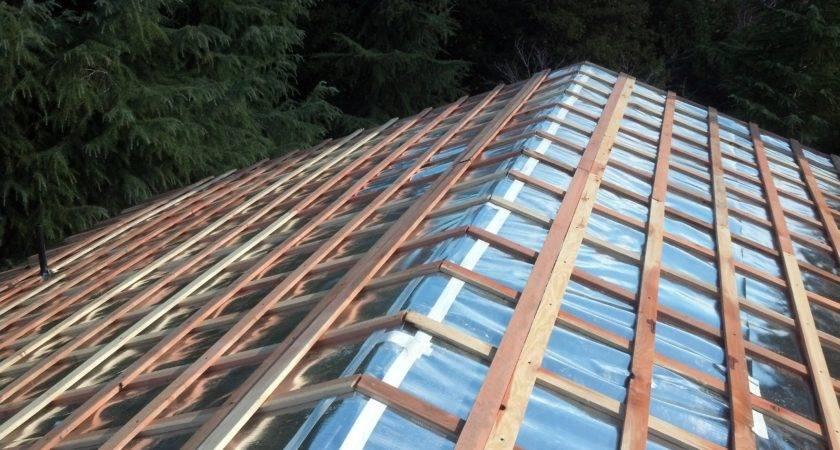 Metal Roof Rigid Insulation