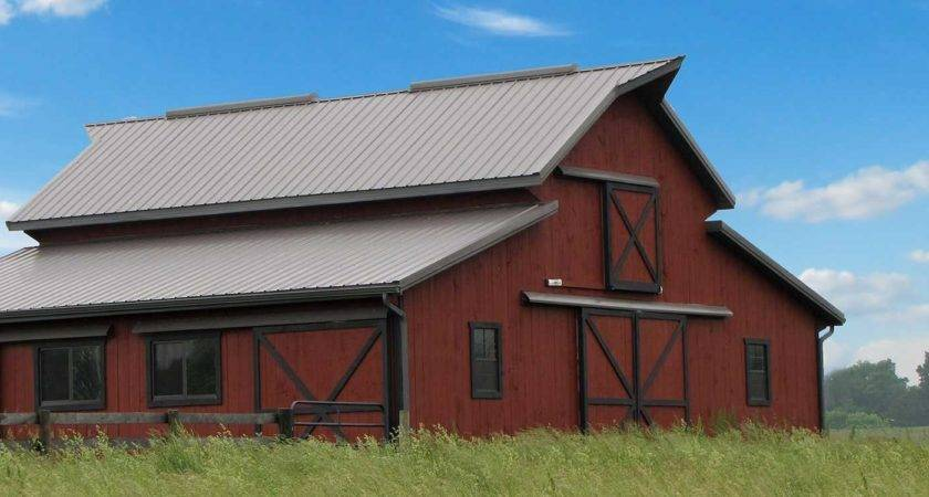 Metal Roofing Siding Barns