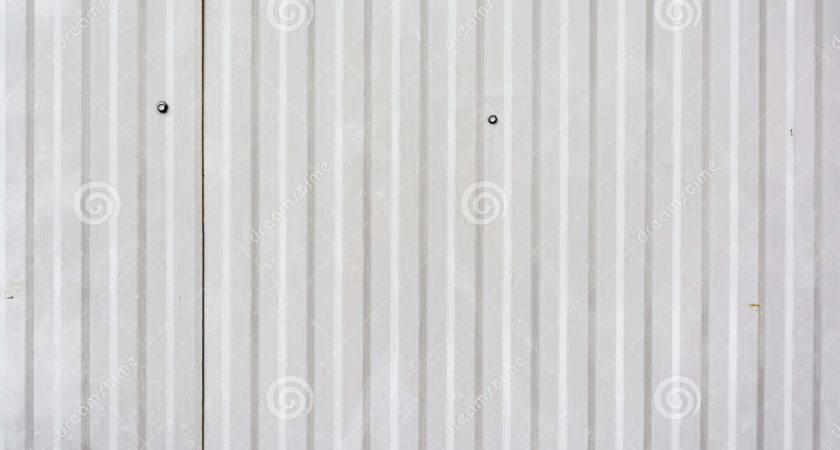 Metal Sheet Grey Wall Texture