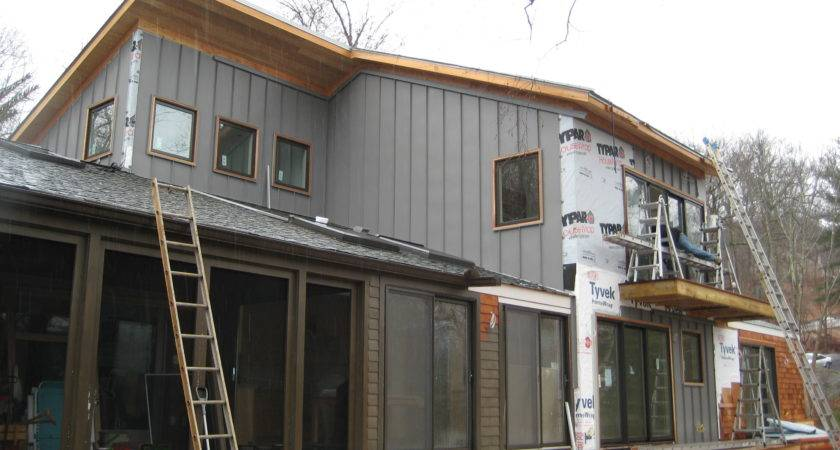 Metal Siding Homes Pin Pinterest Pinsdaddy