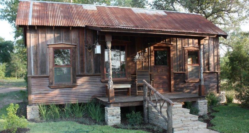 Metal Siding House Handmade Houses Noah Bradley
