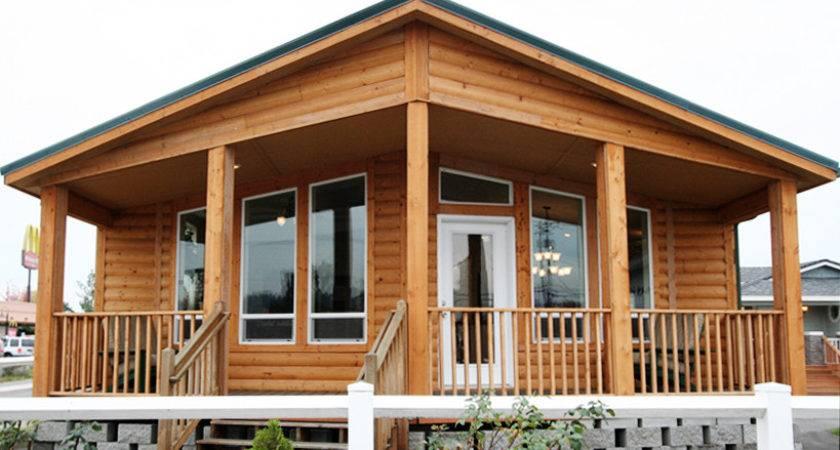 Metolius Cabin Manufactured Home Floor Plan