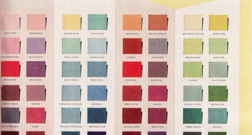 Mid Century Modern Colors Revisited