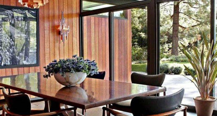 Mid Century Modern Interior Decor Ideas Brit