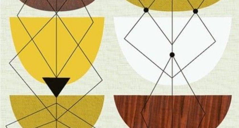 Mid Century Modern Mobile Home Decor Ideas