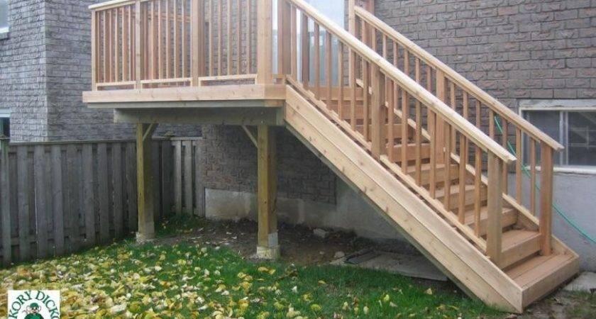 Mid Diy Deck Plans