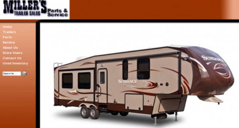 Miller Trailer Sales Spanish Fork Utah Aljo Nomad