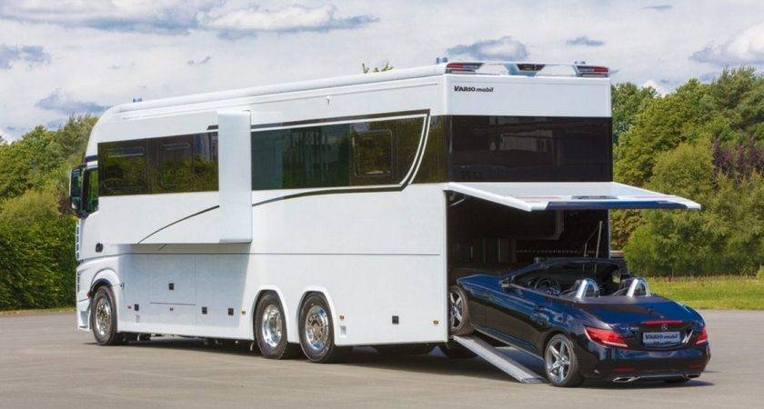 Million Motorhome Luxury Yacht Wheels
