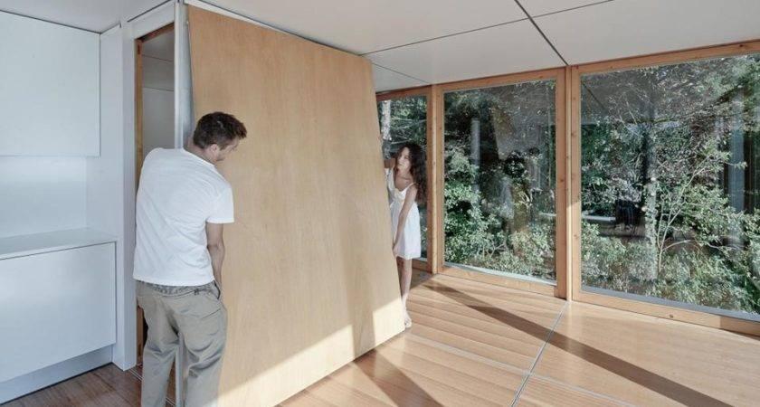 Mima House Modern Flexible Prefab Architects