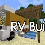 Minecraft Camper Build Youtube