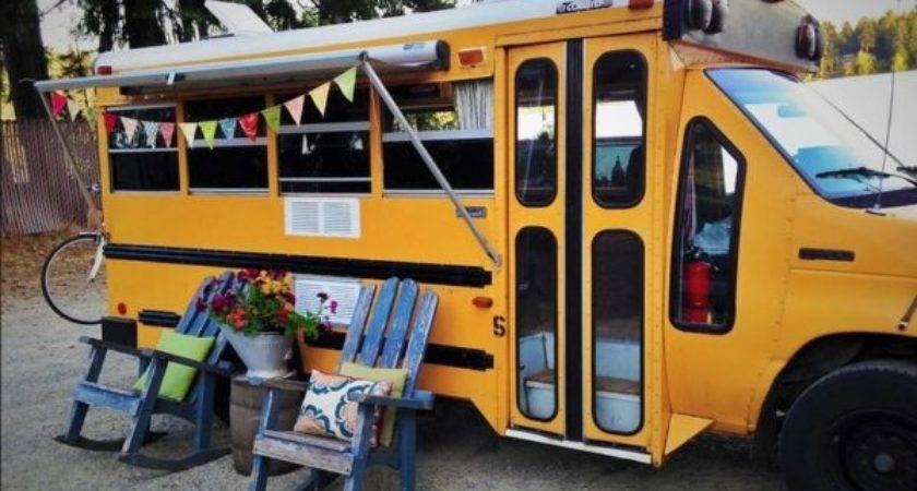 Minette Short Bus Conversion Von Thompson Creative