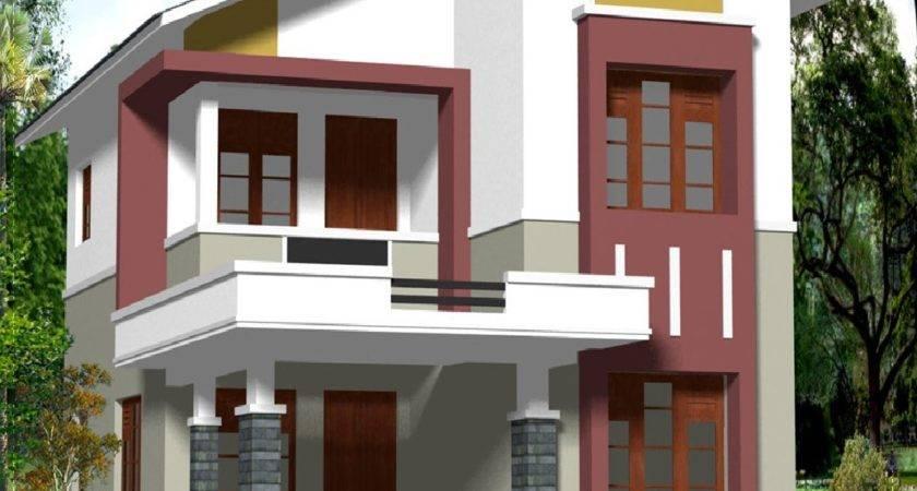 Minimalist Small Home Exterior Design Ideas Klubicko