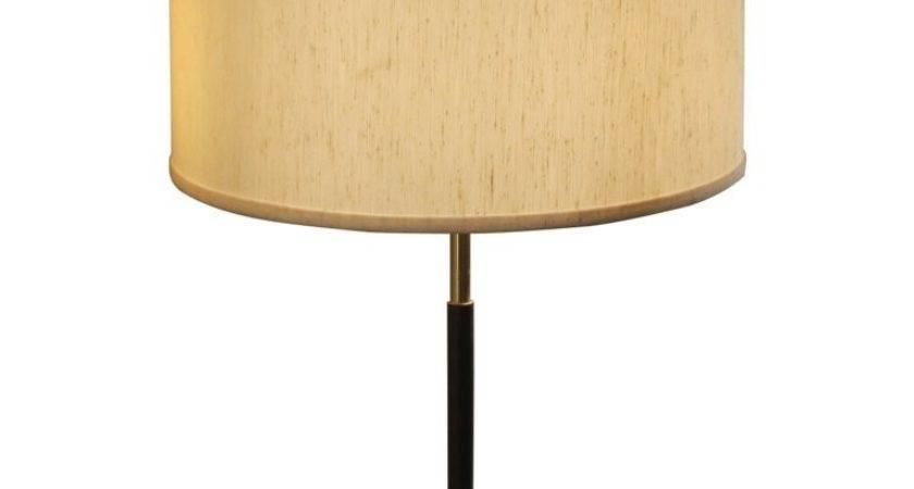 Minimalist Telescope Table Desk Lamp Kalmar Brass