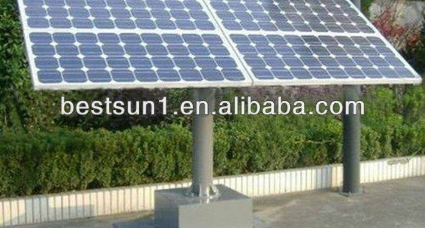 Mitsubishi Technology Solar Panels Mobile Homes