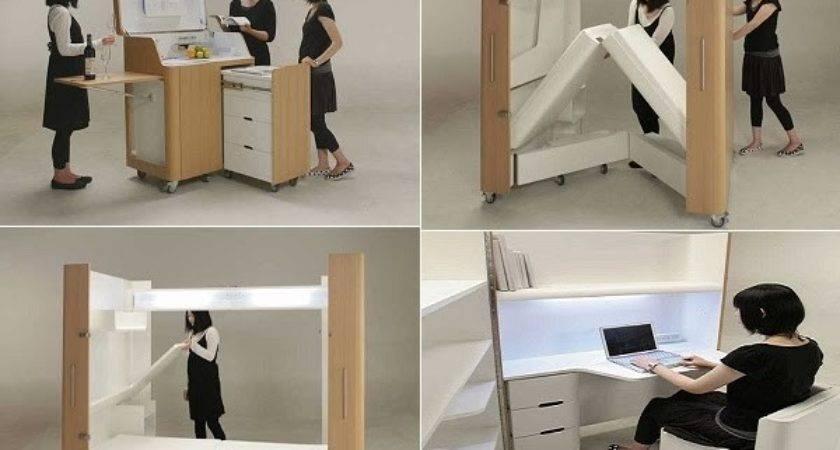 Mobile Folding Furniture Opa Icreatived