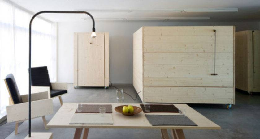 Mobile Furniture Leibal