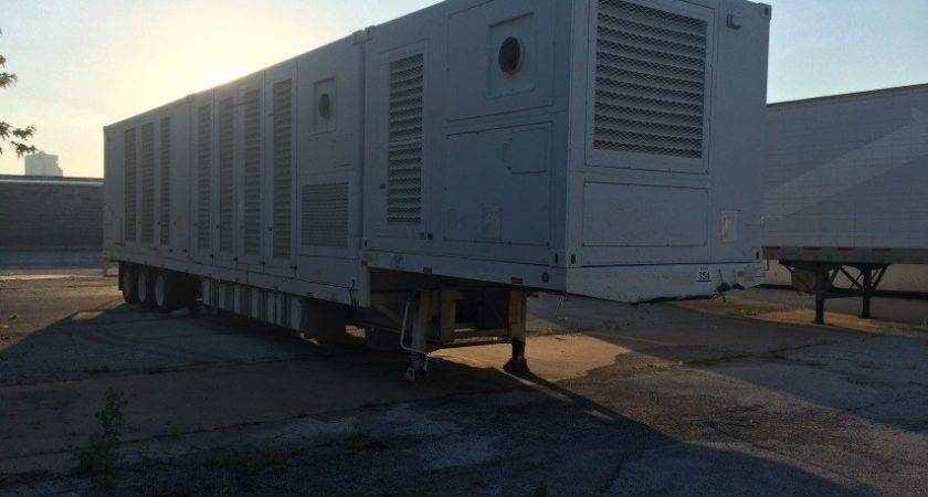 Mobile Heating Cooling Units Cummins